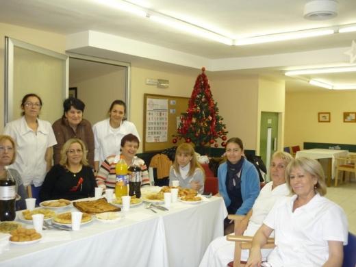 Cena de Navidad