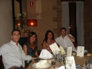 Asistentes a la cena 50 aniversario (II)
