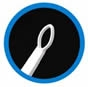 Curette White FlexLoop®