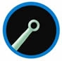 Green Curette Micro LOOP®