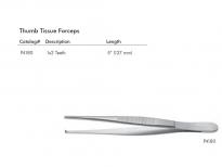 PINZAS THUMB 127 mm.