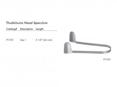 Thudichums Nasal Speculum Nasal 64 mm