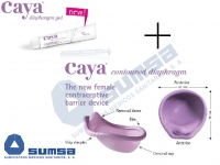 Diafragma Caya® y Gel Caya