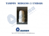 Medium Incontinence Tampon (1 unit)