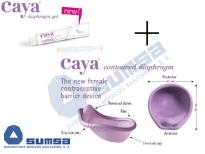 Diafragma Caya ® de talla única
