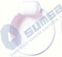 Incontinence Dish with Support. Select Reference / Size