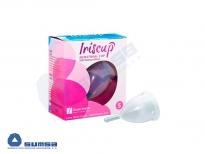 iriscup talla s copa menstrual silicona
