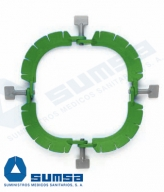 Small retractor with hooks for Veterinary