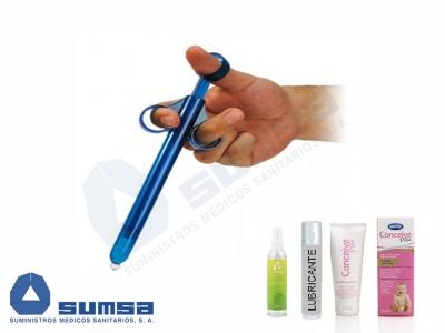 aplicador lubricante embarazo