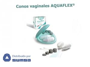 Manual instrucciones Conos vaginales Aquaflex en español