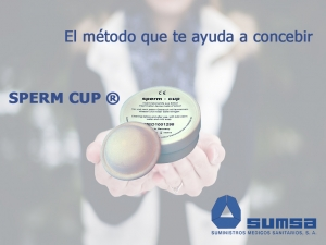 SPERM-CUP EL MÉTODO QUE TE AYUDA A CONCEBIR