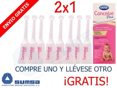 Conceive Plus® 8 applicators