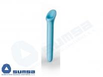 Dilatador vaginal silicona Azul Claro Mint nº2 (Vagiwell)