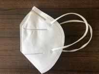 mascarilla protectora tres capas gripe contaminacion polvo polen