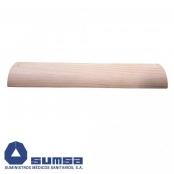 Wood Roller Pelvic Floor