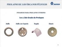 Pesario anillo con soporte/ refuerzo