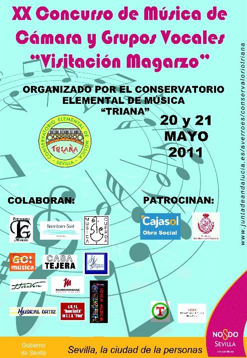 """XX Concurso """"Visitación Magarzos"""""""