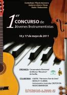 I Concurso de Jóvenes instrumentistas CEM Macarena de Sevilla