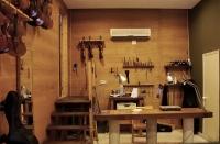 Robert Louis Baille Workshop moves from Málaga to Sevilla