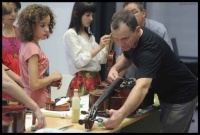 VIOLIN-MAKING COURSES AND WORKSHOP