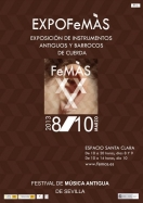 EXPOFEMÁS 2013. 8th-10th March, 2013 Música y cuerda with the FEMÁS