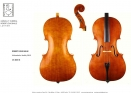 Cello Robert Louis Baille 2013