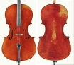 VIOLONCHELO JAY HAIDE ANTIQUE