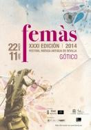 FEMAS 2014. Música y cuerda exhibition the Early Music Festival. Sevilla