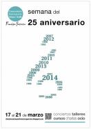 Robert Louis Baille course in Conservatorio F. Guerrero. 25 Aniversary