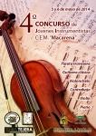 Música y cuerda co-sponsor CEM MACARENA. 2014