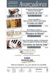 Música y cuerda co-sponsor Festival ALMACLARA. 2014