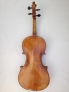 Nº 1. Violín de manufactura. Modelo Stradivarius. Principios del s. XX