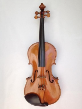 Nº 6. Violín de luthier. 2ª mano. Etiqueta Cai Sheng. Shanghai 1992