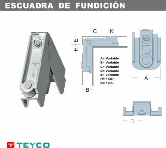 ESCUADRAS DE FUNDICION