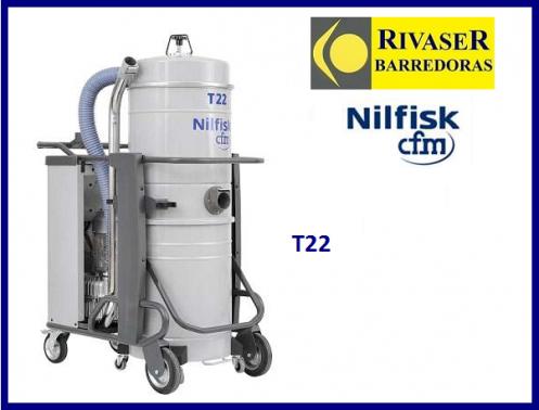 Aspirador TRIFÁSICO T 22   L50