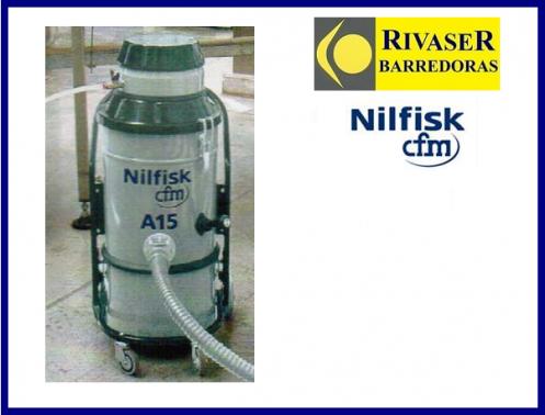 Aspirador Aire Comprimido Nilfisk CFM A15