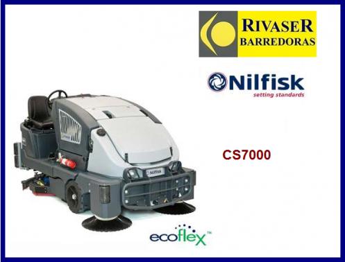 BARREDORA Y FREGADORA NILFISK CS7000