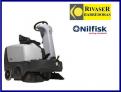 Barredora industrial Nilfisk SR 1000S P / B