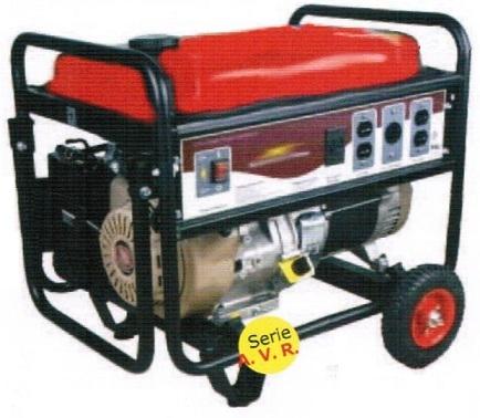 Generador arranque eléctrico 5200W