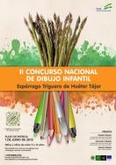 """EL CONSEJO REGULADOR PROMUEVE EL II CONCURSO NACIONAL DE DIBUJO INFANTIL """"ESPÁRRAGO DE HUETOR TAJAR"""""""