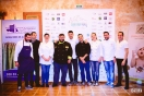 """Ya conocemos los tres finalistas del certamen gastronómico """"I Gala Espárrago Chef Huétor Tájar"""", cuya gala final se celebrará el  22 de abril"""