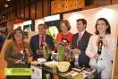 Aceite de Oliva Virgen Extra Montes de Granada y espárrago IGP Huétor Tájar se promocionan en Salón de Gourmets