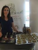 El Consejo Regulador de la IGP Espárrago de Huétor Tájar invita a degustar su espárrago en la Asamblea General de Cooperativas Agro-alimentarias de Granada