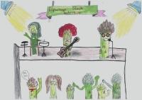 """El 4º Concurso Nacional de Dibujo Infantil """"IGP Espárrago de Huétor Tájar"""" cuenta con más de 400 participantes"""
