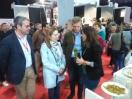 El AOVE Montes de Granada y el espárrago de Huétor Tájar se promocionan en Salimat Abanca 2018