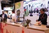 Espárrago IGP Huétor Tájar promociona sabor, diferenciación y calidad en Salón de Gourmets