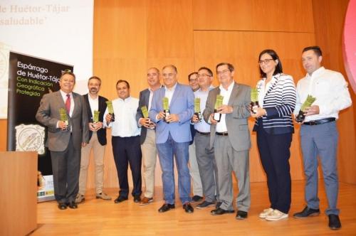El C.R.I.G.P. Espárrago de Huétor Tájar celebra su jornada anual dedicada a las características diferenciales de este producto
