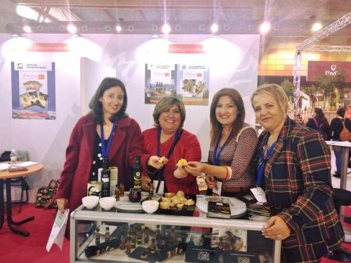 El Consejo Regulador de la IGP Espárrago de Huétor Tájar se promociona en el Salón de Innovación en Hostelería H&T de Málaga