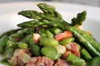 Blogueros gastronómicos se unen a la promoción de la IGP Esparrago de Huétor Tajar