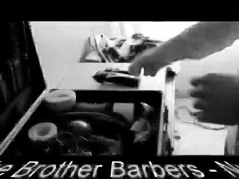 Corte de Caballeros. Barbería